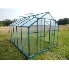 LanitPlast skleník PLUGIN 8x12 zelený Preview
