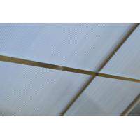 Spevňujúce strešné lišty pre skleník LANITPLAST PLUGIN 6x12