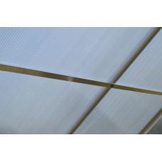 Spevňujúce strešné lišty pre skleník LANITPLAST PLUGIN 6x10 Preview