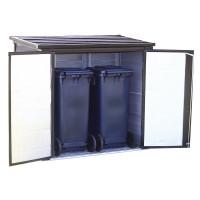 Záhradný úložný box ARROW VERSA SHED 53 - antracit
