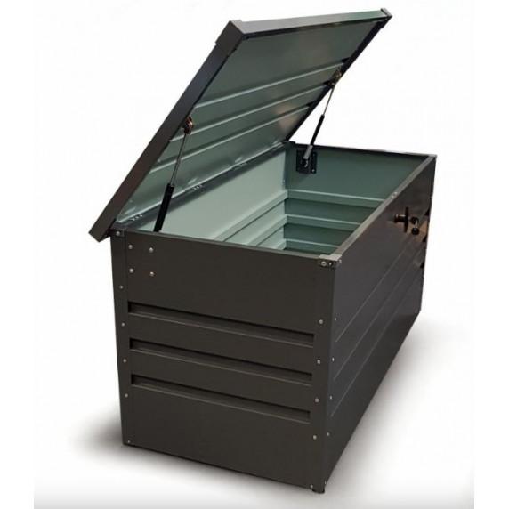 LanitPlast Záhradný úložný box Medium 400