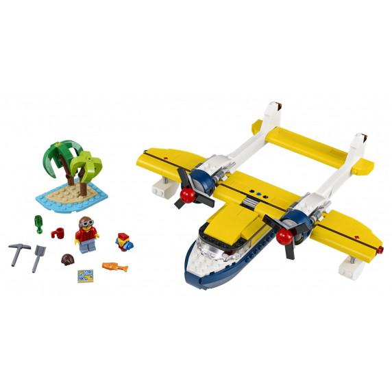 LEGO Creator - Dobrodružstvo na ostrove 31064
