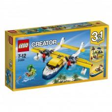LEGO Creator - Dobrodružstvo na ostrove 31064 Preview