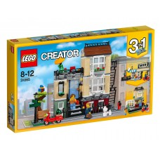 LEGO Creator - Mestský dom so záhradkou 31065 Preview
