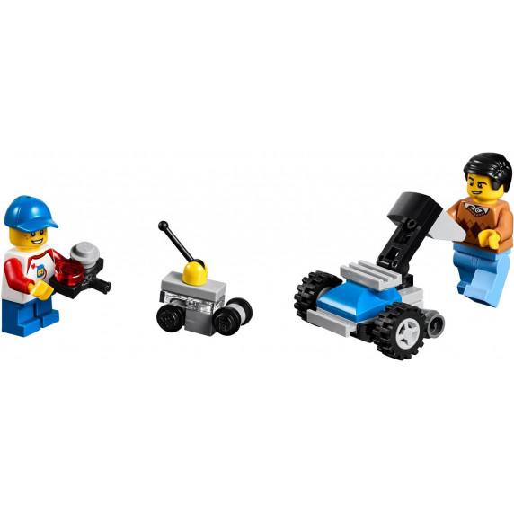 LEGO Creator - Modulárna rodinná vila 31069