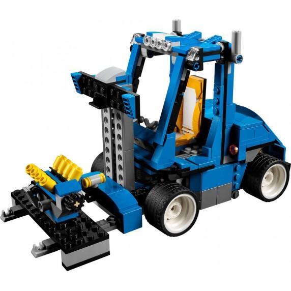 LEGO Creator - Turbo pretekárske auto 31070