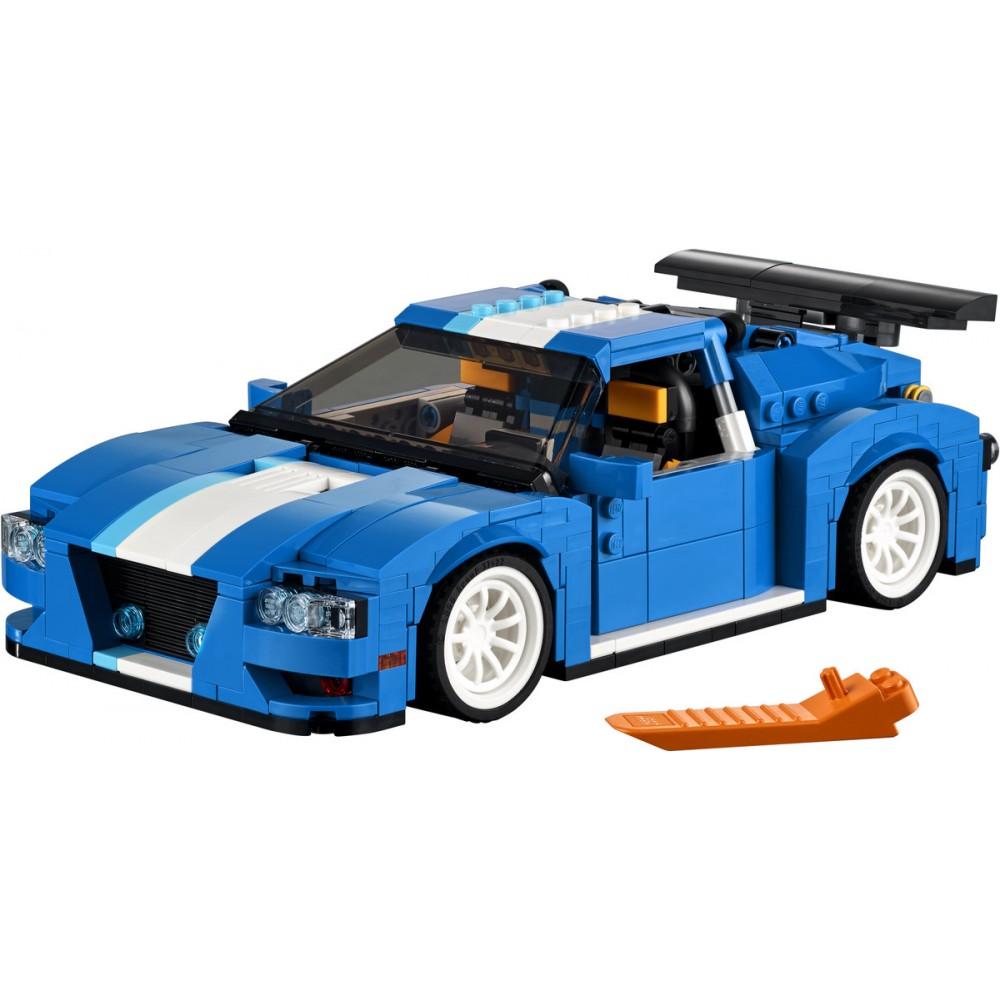 lego creator turbo pretek rske auto 31070 lego creator. Black Bedroom Furniture Sets. Home Design Ideas