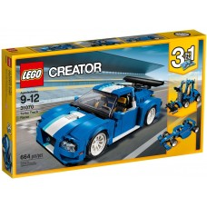 LEGO Creator - Turbo pretekárske auto 31070 Preview