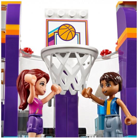 LEGO Friends - Športové centrum v mestečku Heartlake 41312