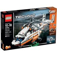 LEGO Technic - Helikoptéra na ťažké náklady 423052