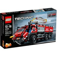 LEGO Technic - Letiskové záchranné vozidlo 42068