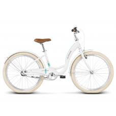 "LE GRAND Junior Detský bicykel Lille Jr 13"" 2020 - biely Preview"