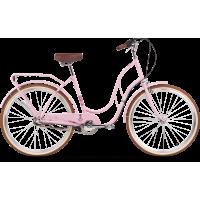 "LE GRAND Classic Dámsky bicykel Madison 2 18"" 2020 - ružový"