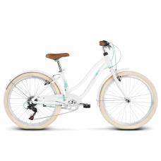 "LE GRAND Junior Detský bicykel Pave Jr 14"" 2020 - biely Preview"
