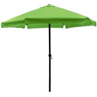 Záhradný slnečník LINDER EXCLUSIV 300 cm MC2001LG Lime Green