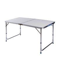 Linder Exclusiv Kempingový stolík PICNIC MC330872 120 x 60 x 54/70 cm