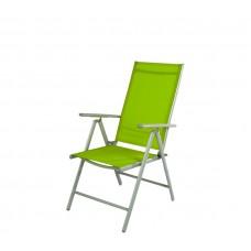 Záhradné skladacie kreslo 7-WAY MC5000GG Green Preview