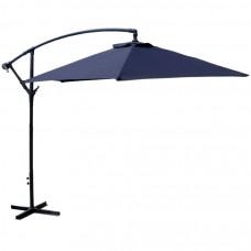 Záhradný slnečník konzolový LINDER EXCLUSIV 300 cm MC2004 Blue Preview