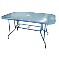 Linder Exclusiv Záhradný stôl MILANO MC33083 110x70 cm