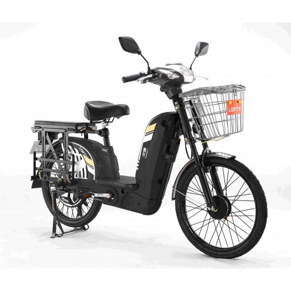 Elektrický bicykel Lofty-10 Traveler 2 22˝ 48V 12
