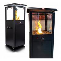 Záhradný, terasový ohrievač 14 kW Maltec World Flame WF-999