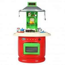 Detská kuchyňa obojstranná Inlea4Fun DOUBLE - červená Preview