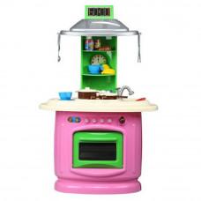 Detská kuchyňa obojstranná Inlea4Fun DOUBLE - ružová Preview