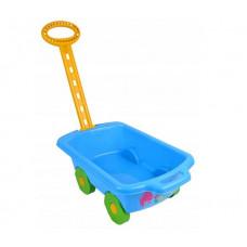 Inlea4Fun vozík Trolley modrý 45 cm Preview
