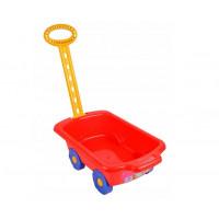 Inlea4Fun vozík Trolley červený 45 cm