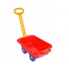 Inlea4Fun vozík Trolley červený 45 cm Preview