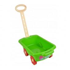 Inlea4Fun vozík Trolley zelený 45 cm Preview