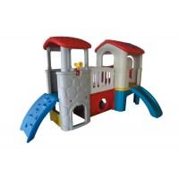Detské ihrisko MASTER - H6 so šmykľavkou