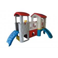 Detské ihrisko MASTER - H6 so šmykľavkou Preview