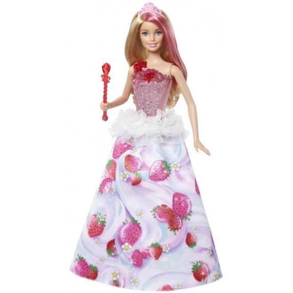Mattel Barbie - Jahôdková princezná