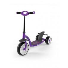 Detská kolobežka Milly Mally Crazy Scooter purple Preview