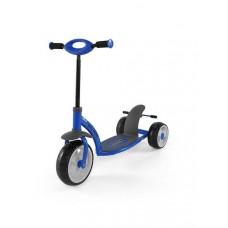 Detská kolobežka Milly Mally Crazy Scooter blue Preview