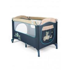 Cestovná postieľka Milly Mally Mirage blue toys Preview