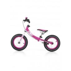 """Detské cykloodrážadlo 2v1 Milly Mally Young 12"""" - pink Preview"""