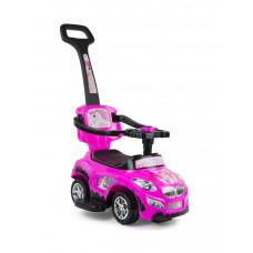Detské vozítko 2v1 Milly Mally Happy - pink Preview