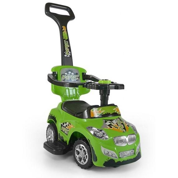 Detské vozítko 2v1 Milly Mally Happy green