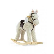 Hojdací koník Milly Mally Pony bežový Preview
