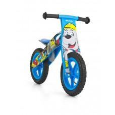 """Detské drevené cykloodrážadlo Milly Mally King Bob 12"""" Preview"""