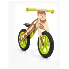 "Detské drevené cykloodrážadlo Milly Mally King Boy 12"" Preview"