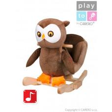 Hojdacia hračka PlayTo sovička Preview