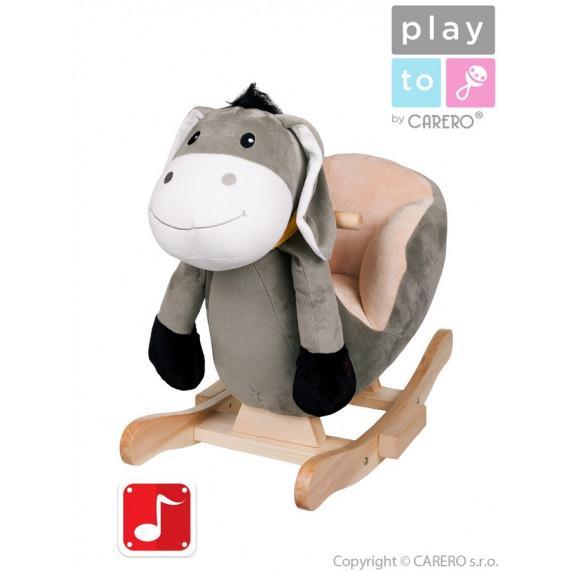 Hojdacia hračka PlayTo oslík