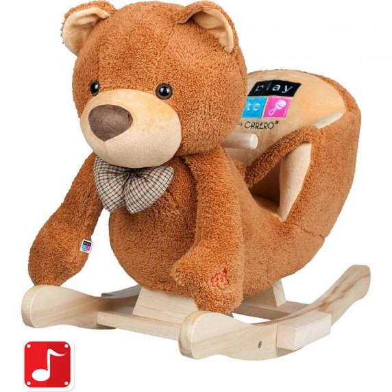 Hojdacia hračka PlayTo medvedík hnedá