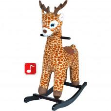 Hojdacia hračka PlayTo žirafa hnedá Preview
