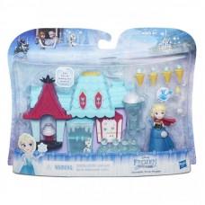 FROZEN hracia sada - malá bábika Elsa Preview