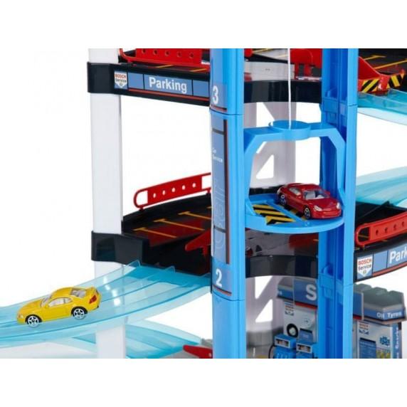 Klein BOSCH garáž - 4 poschodia