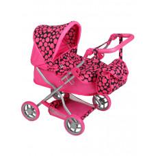 Detský kočík pre bábiky Play TO Viola ružový Preview